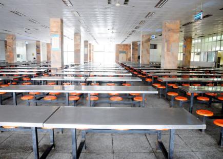 南京幼师学校食堂