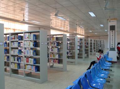 南京幼师学校图书馆