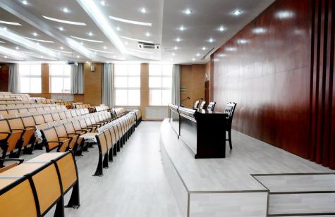 南京幼师学校学术报告厅